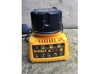 DeWalt 18V charger and battery