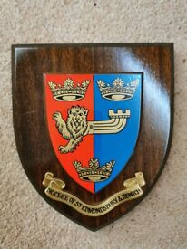 Heraldic Shield, Diocese of St. Edmundsbury & Ipswich