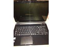Toshiba satellite laptop (as new)