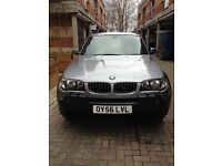 BMW X3 : QUICK SALE AS MOVING ABROAD: Great condition!!! MOT till September