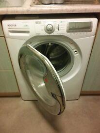 Hoover 1600spin washing machine+dryer, superb condition