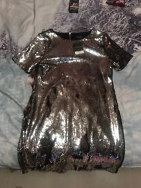 Top shop dress size 16