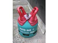 Full Bottle Patio Gas Propane 5KG