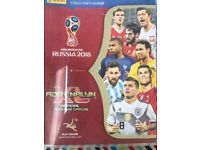 Panini World Cup Cards (not stickers!)
