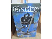 CHARLES - WET & DRY NUMATIC VACUUM CLEANER - LIKE HENRY - NEW IN BOX - £199 IN ARGOS