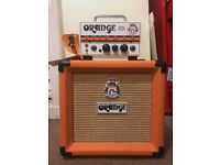 Orange Micro Terror Guitar Amp Stack