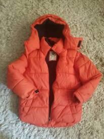 Boys age 8 coat