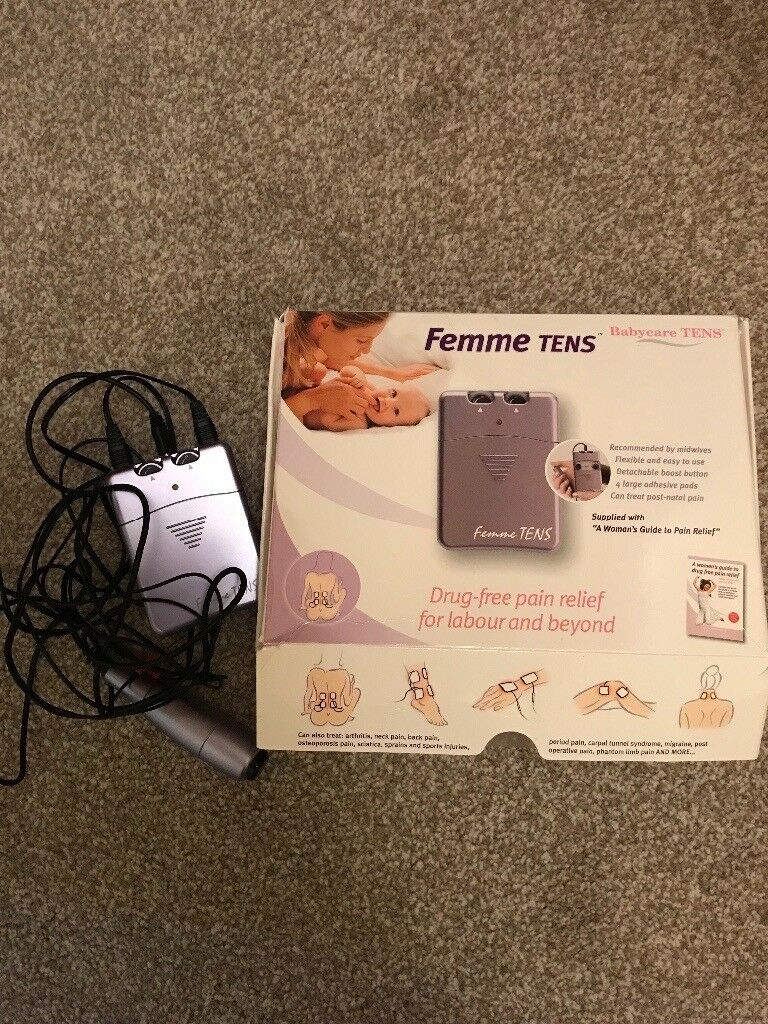 Maternity Tens machine