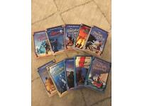 The Roman Mysteries Set of 10 Books