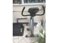 Kettler exercise bike in good condition for sale