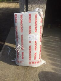 50mm slab and 100mm acoustic roll insulation