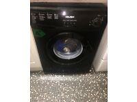 Black Bush washing machine