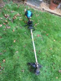 Makita petrol strimmer dbc260l in excellent condition
