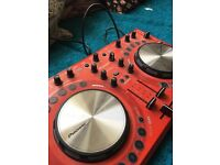 Pioneer DDJ Wego 2 portable decks/turntables, hardly used very good condition