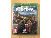 Brand new Farcry 5