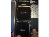 Marshall jvm410h full stack 1960 lead - A and B