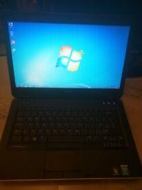 Dell Latitude E6440 Intel Core i5-4300M 2.60GHz 8gb ram 320GB hdmii dvd-rw webcam Windows 7 Pro