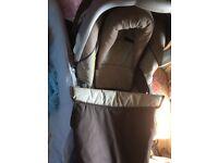 Car seat newborn-9 months.