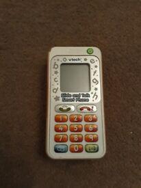 Vtech slide and talk phone