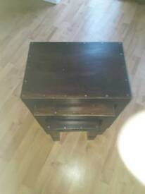 Nest of tables from next, good used condition