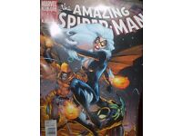 the amazing spider man,issue No.651