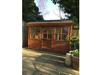 """Wendy House. 6 x 4. Full """"Sikkens"""" Protection"""