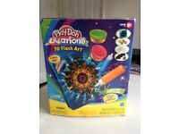 Play-Doh Creations 3D Flash Art With Lights Kids