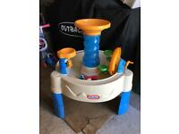 Little tikes water tray immaculate condition