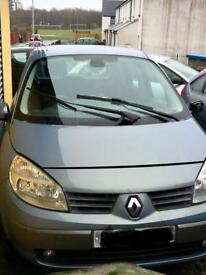 Breaking Renault scenic 1.5 diesel 2006