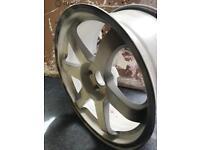 "ROTA grid wheel rim 18"" 5x114.3 Drift stance"