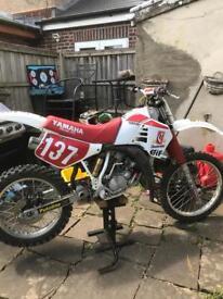 1988 yz125