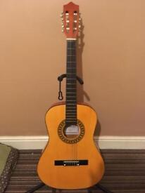 Cheap 3/4 guitar