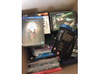 DVDs & Blu-Ray Box