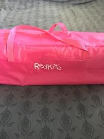 Red Kite pink travel cot/playpen - Great Condition
