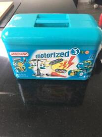 Meccano Motorised