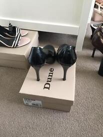 Dune heels size 7