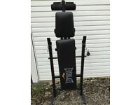 Everlast weight bench in Excellent clean condition Hungerford (Berks) or Didcot (Oxfordshire)
