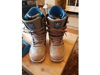Adidas Samba adv brand new snowboard boots uk 7.5