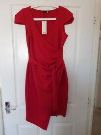 Ladies gorgous red dress