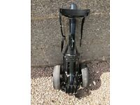 Fusion Golf Trolley for bargain price