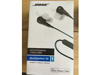BOSE QuietComfort20 (NEW!!!)