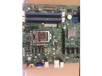 Acer inc intel mih67/p67l mb untested/spares or repair