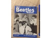 No6 and No9 Beatles Monthly Magazines