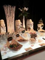 Ice cream bar/ candy bar/ sweet table