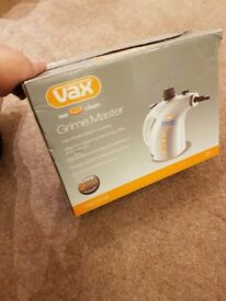 Vax Grime Master ( steam cleaner)