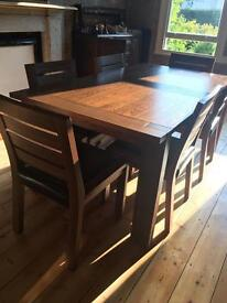 M&S Sonoma Table and 8 Chairs