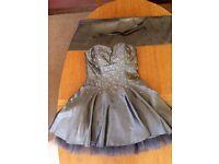 Yasmin - House of Dynasty prom dress. Size 12