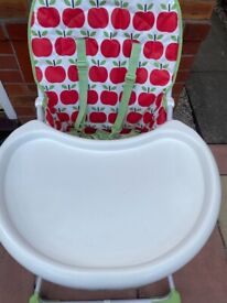 Baby feeding chair - Mothercare