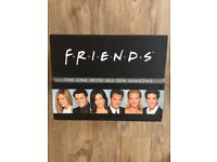 Complete box set of Friends on DVD