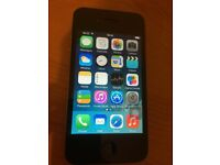 iPHONE 4 16GB Unlocked to All Networks Phone Case